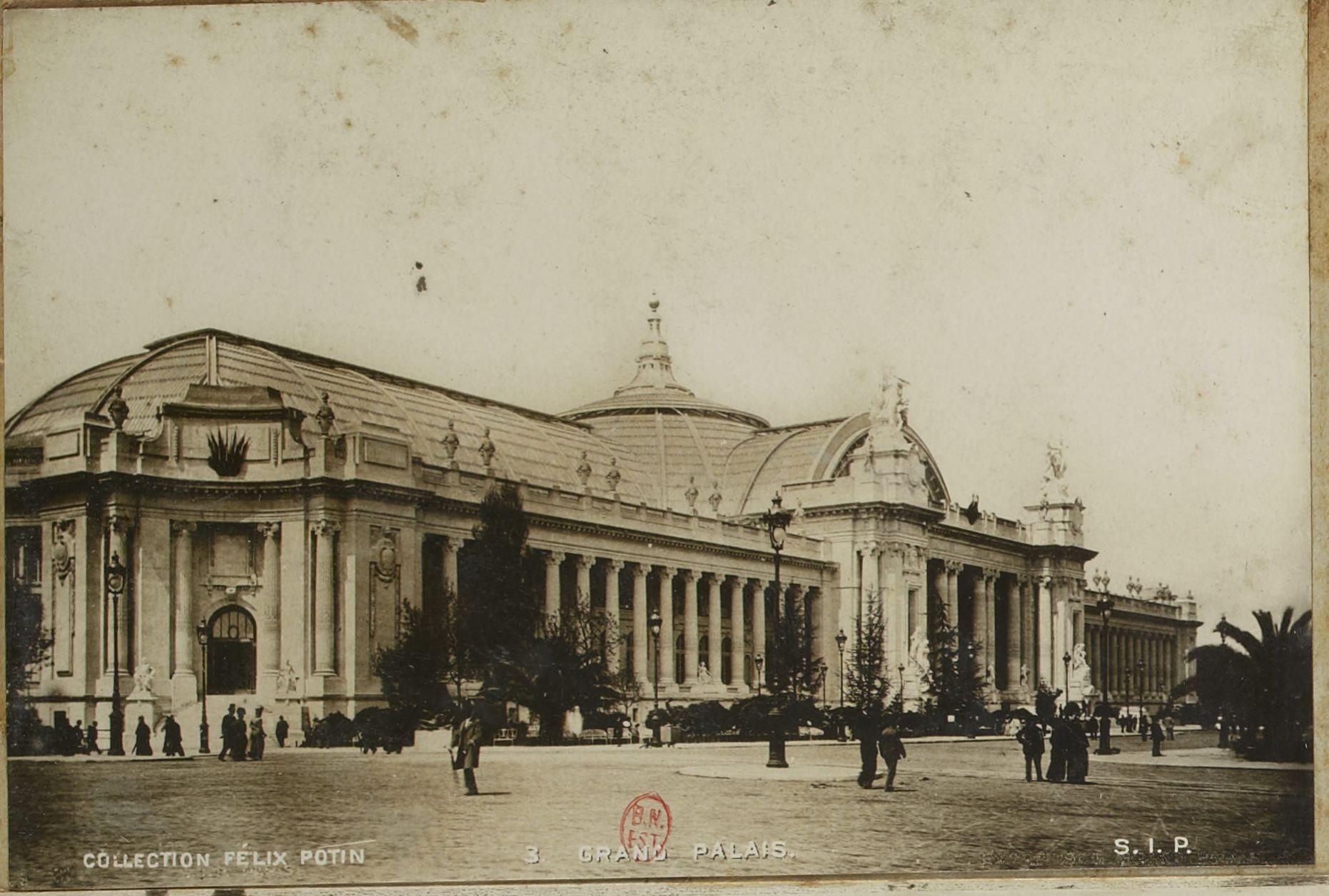 Большой дворец (Гран-Пале)