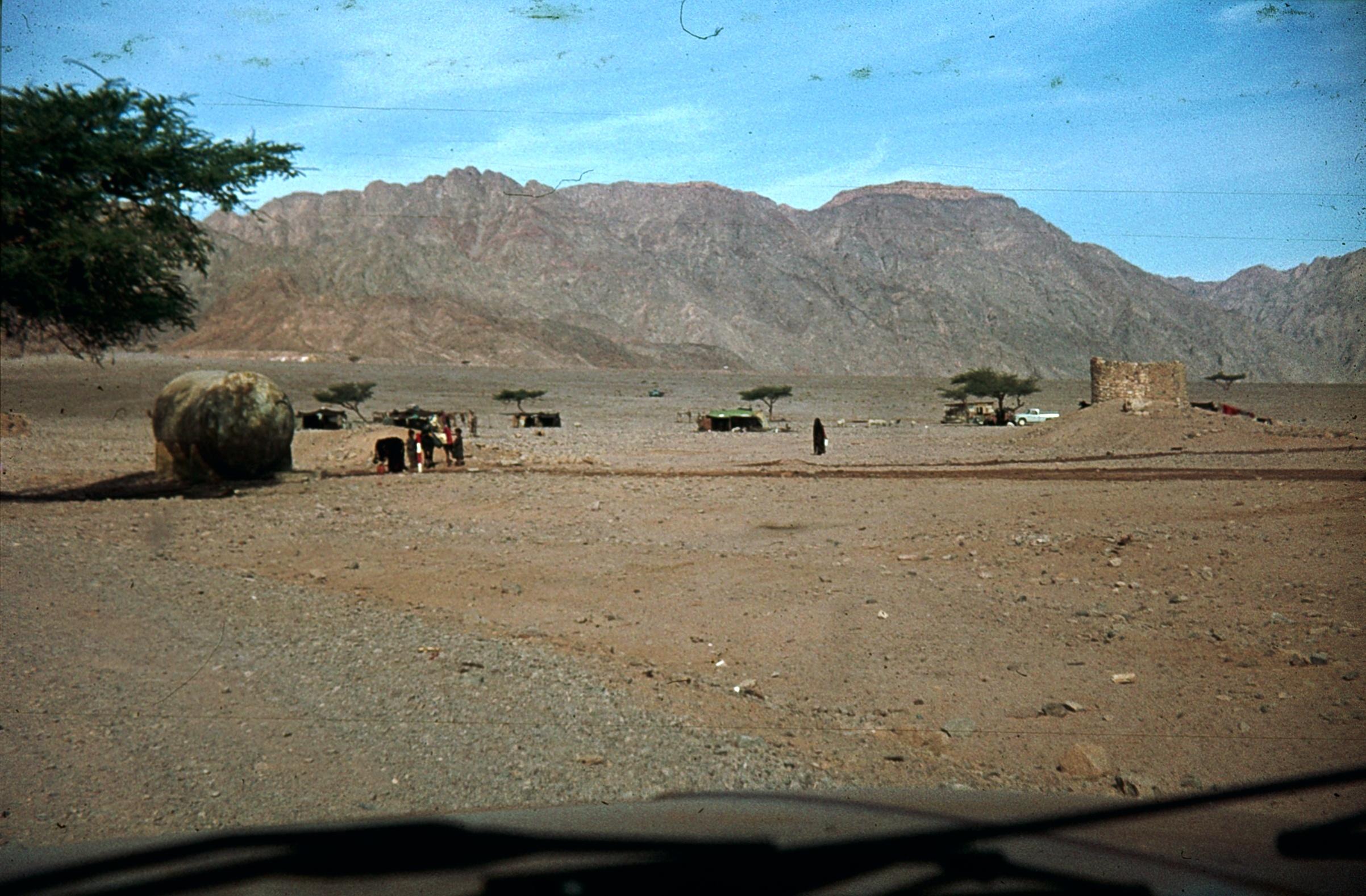 Синай. Бедуины