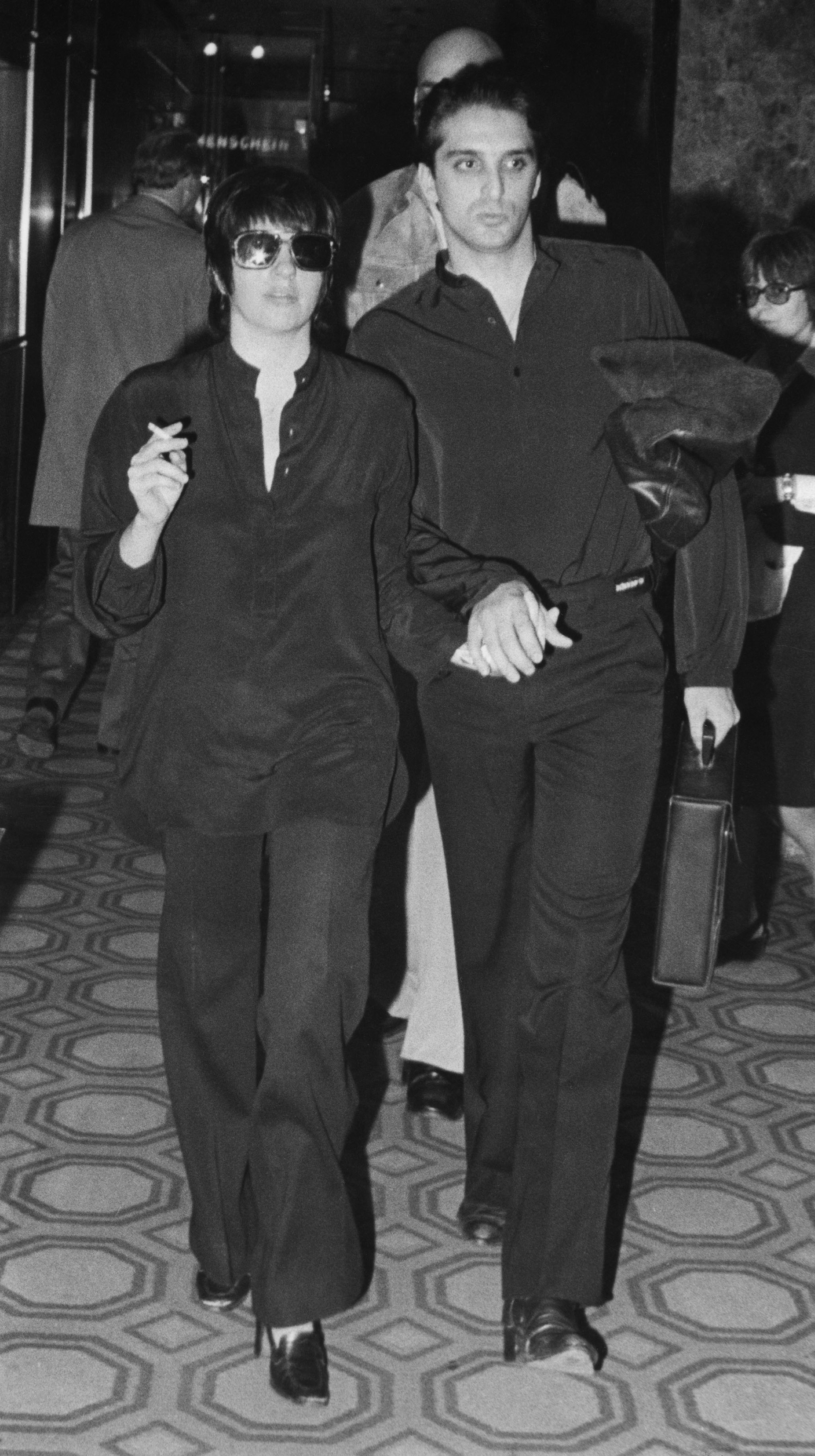 Liza MINNELLI und Mark GERO