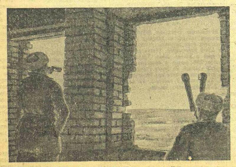 «Красная звезда», 13 декабря 1942 года, блокада Ленинграда, оборона Ленинграда