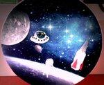 Королева Дарья (рук. Савенкова Юлия Викторовна) - Просторы галактики