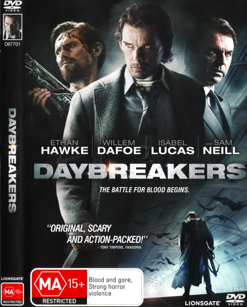 Воины света / Daybreakers (2009/BDRip/HDRip)