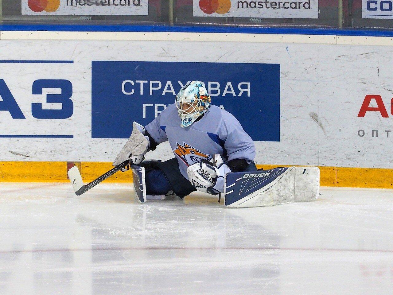 15 Открытая тренировка перед финалом плей-офф восточной конференции КХЛ 2017 22.03.2017