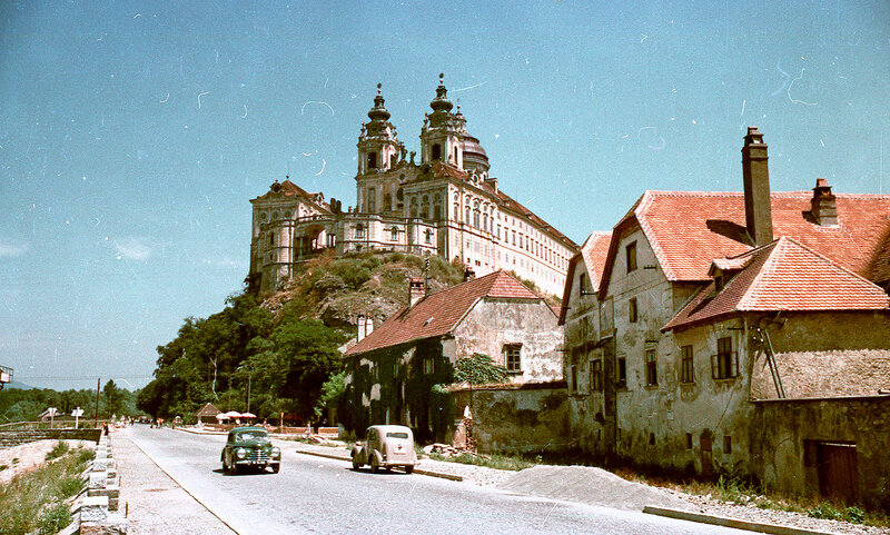 1950 Melk Abbey.jpg
