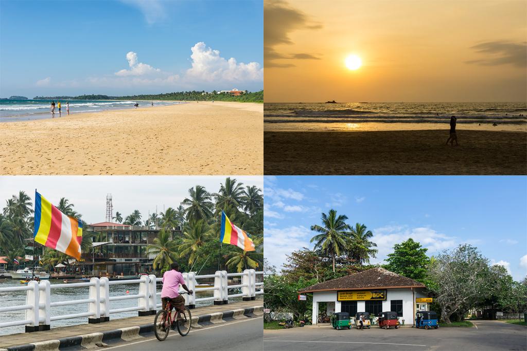 Что посмотреть на Бентоте. Пляж Бентота. Пляжи Шри-Ланки.