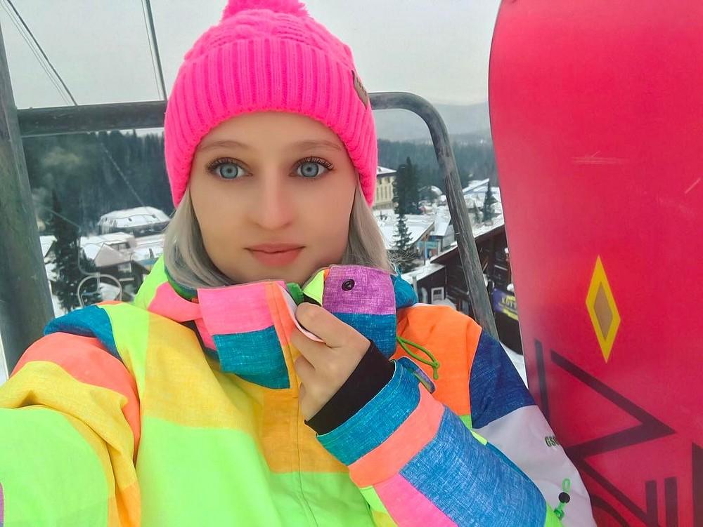 Очередная Барби из России
