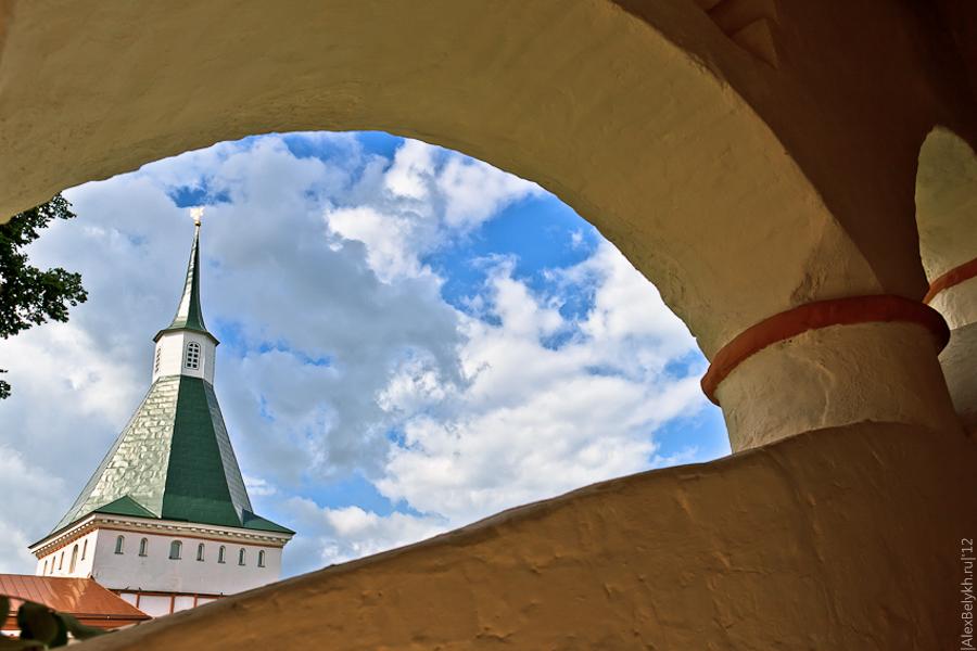 alexbelykh.ru, Валдайский Иверский монастырь, монастырь Валдай