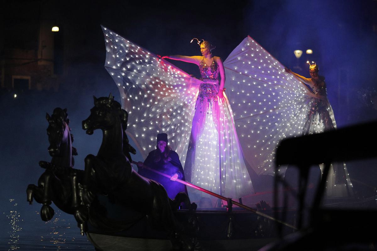 Карнавалы и фестивали в 2017 году