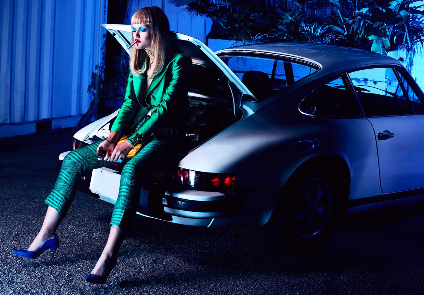 La femme au foyer for GLASSBOOK Magazine | Irina Roshik by Benjo Arwas