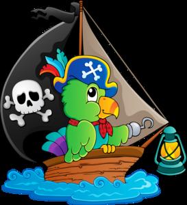 попугай-пират