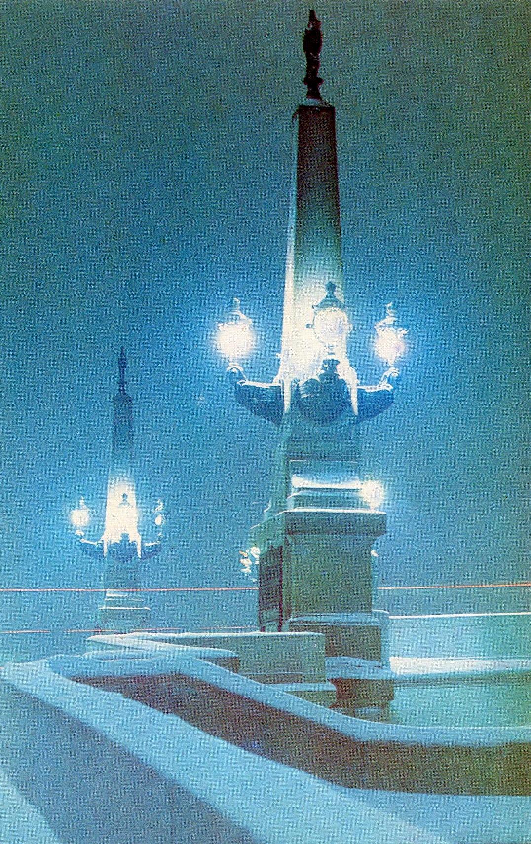 ZAVODFOTO / История городов России в фотографиях: Ленинград в 1976 году