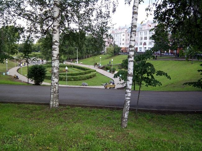Кировчане могут выбрать 30 скверов для облагораживания