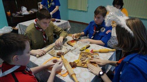 Пермский краевой лагерь Снежный ком 2017