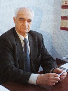 Кусов Владимир Ильич - первостроитель г. Качканара