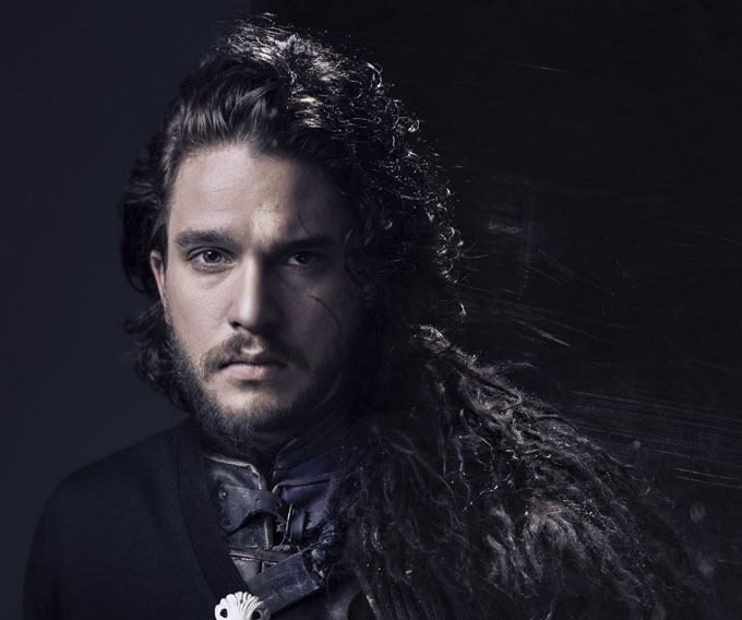 Джон Сноу - Кит Харингтон (Kit Harington)