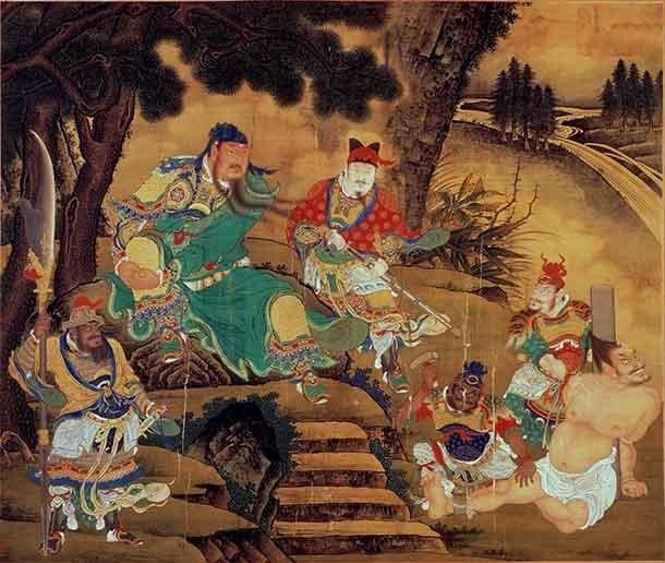 С северных китайских территорий, уже ранее контролируемых Монгольской империей, внук Чингисхана