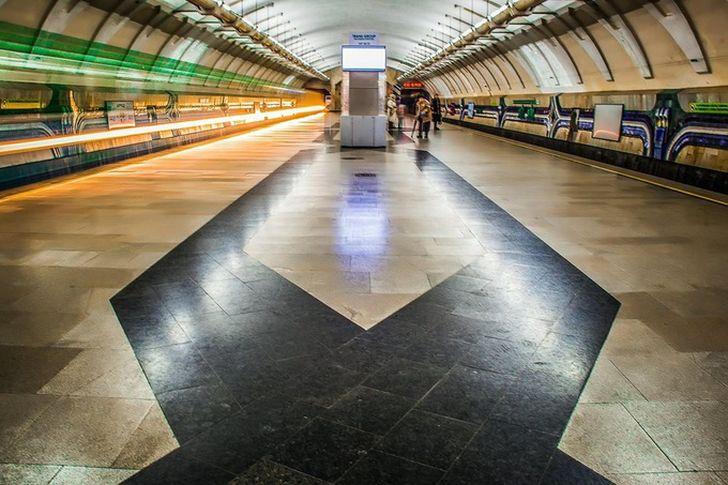 Станция Чорсу