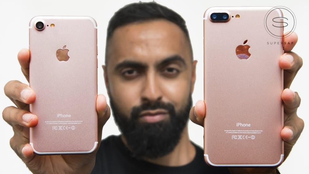 1. Серьезная разница между обычной версией и версией Plus. Если iPhone 6 и 6 Plus отличались