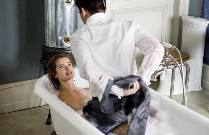 24. Сто процентов опрошенных мужчин сообщили, что никогда не занимались любовью с женщиной по чистой