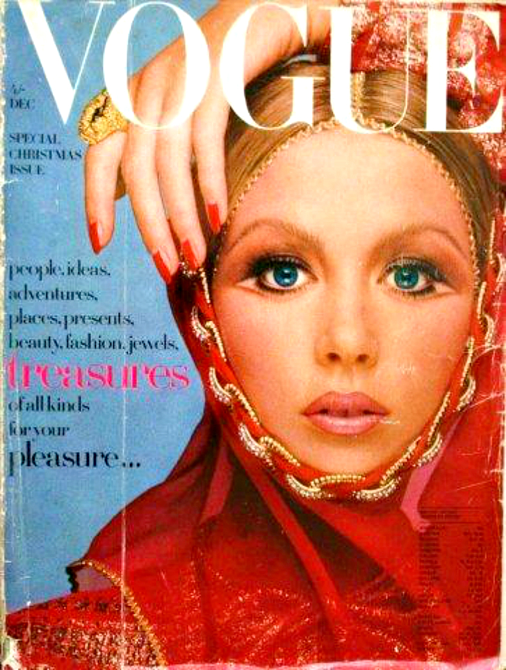 А это обложки иранского журнала Sepid o Siah, разные номера с 1974 про 1977 год. Если присмотреться,