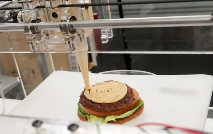 Компании по всему миру задумываются о новом способе изготовления пищи. Фирма Barilla планирует делат