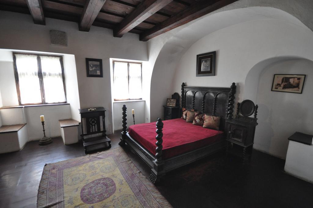 Замок Бран — обитель нечисти
