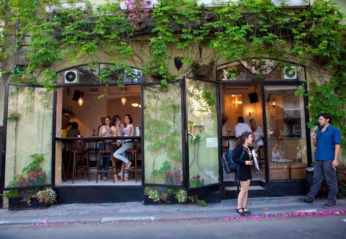 Лучшие занятия в Тель-Авиве (12 фото)