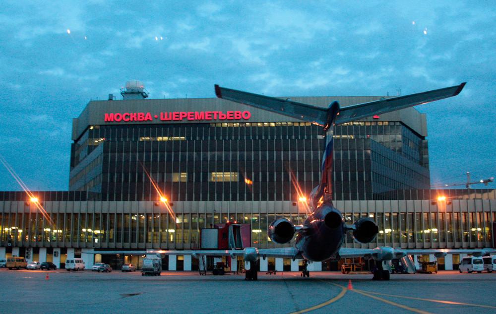 Такси в аэропорт Шереметьево позволяет избежать ненужных волнений (1 фото)