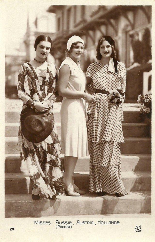Конкурс красоты Мисс Европа 1930 (22 фото)