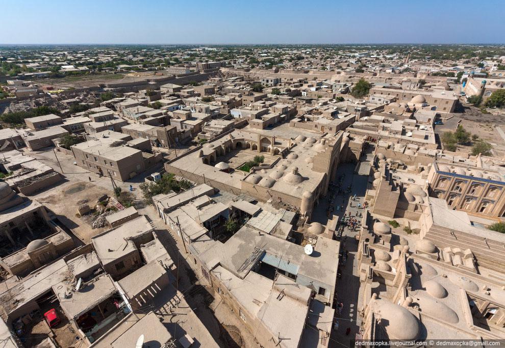 Хива — город, в котором узбеки с базара говорят на английском языке лучше, чем на русском. 4 из