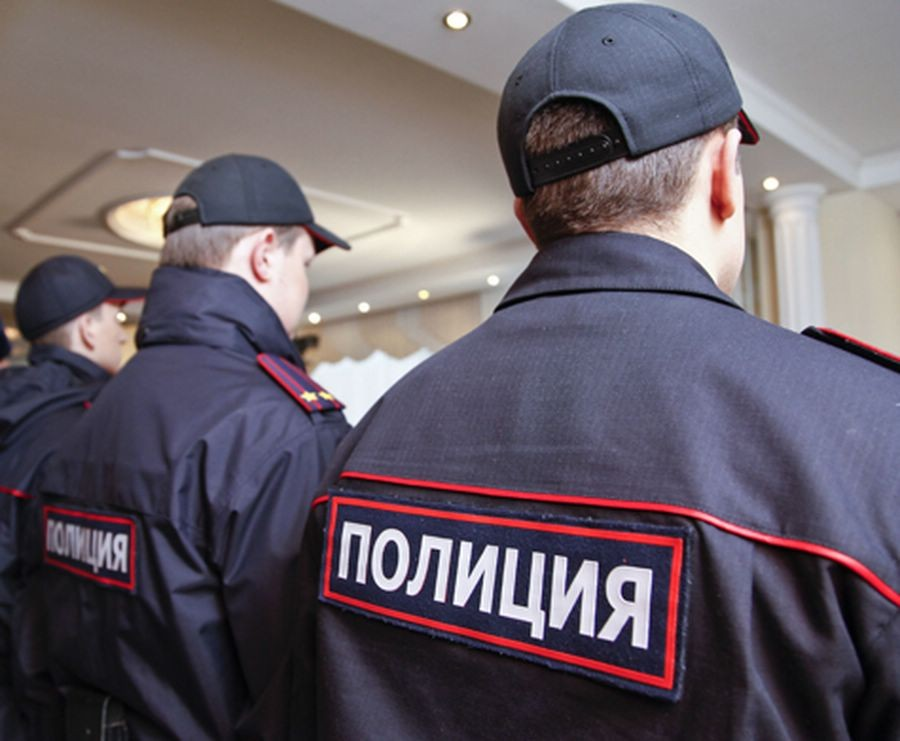 В столицеРФ задержаны участники схода жителей