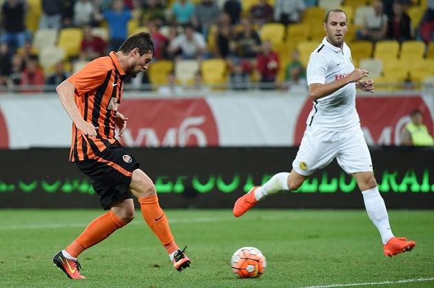 Евгений Селезнев оставляет «Шахтер». Онможет продолжить карьеру вТурции