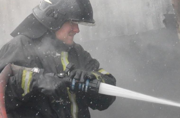 Впожаре в новейшей российской столице погибла семья