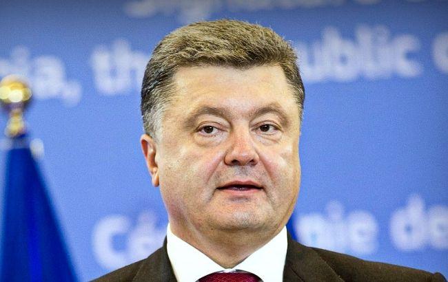 Порошенко поддержал масштабную экспортную экспансию украинских поставщиков