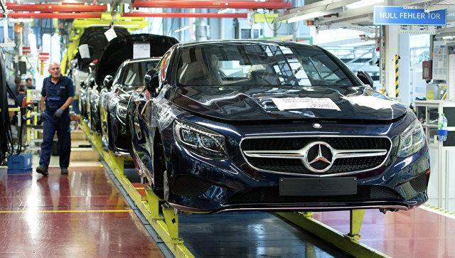 Benz озвучил стоимость улучшенного кроссовера GLA