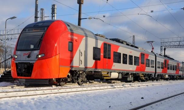Между Москвой иНижним Новгородом запустили дополнительные поезда «Ласточка»