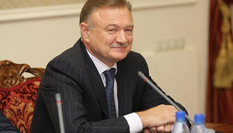 Николай Любимов назначен врио губернатора Рязанской области