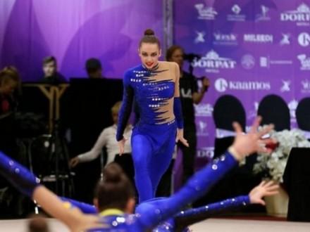 Новая прима сборной Украины выиграла турнир вЭстонии