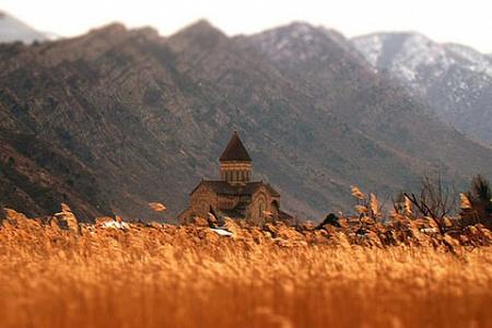 Вгрузинской церкви готовили отравление руководства