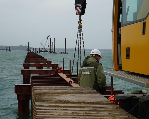 Ростехнадзор увеличит количество инспекторов настроительстве Керченского моста