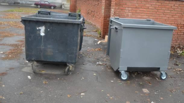 ВоЛьвове очищены все мусорные площадки