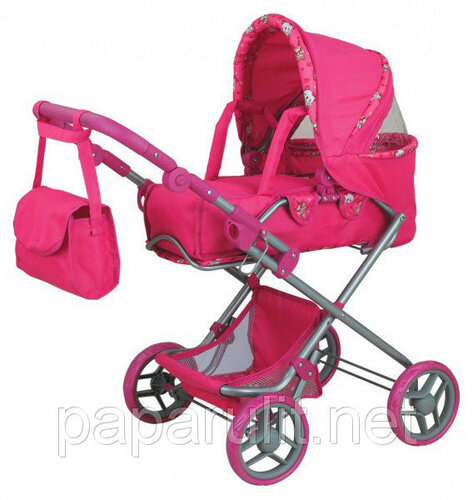 Кукольная коляска Buggy Boom Infinia 8456