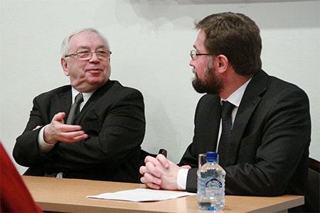 Владимир Лукин и Дмитрий Гасак