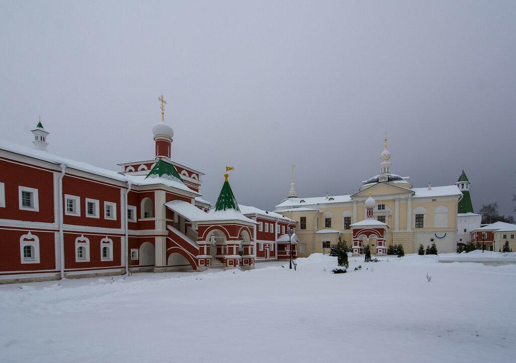 Николаевский Пешношский Монастырь