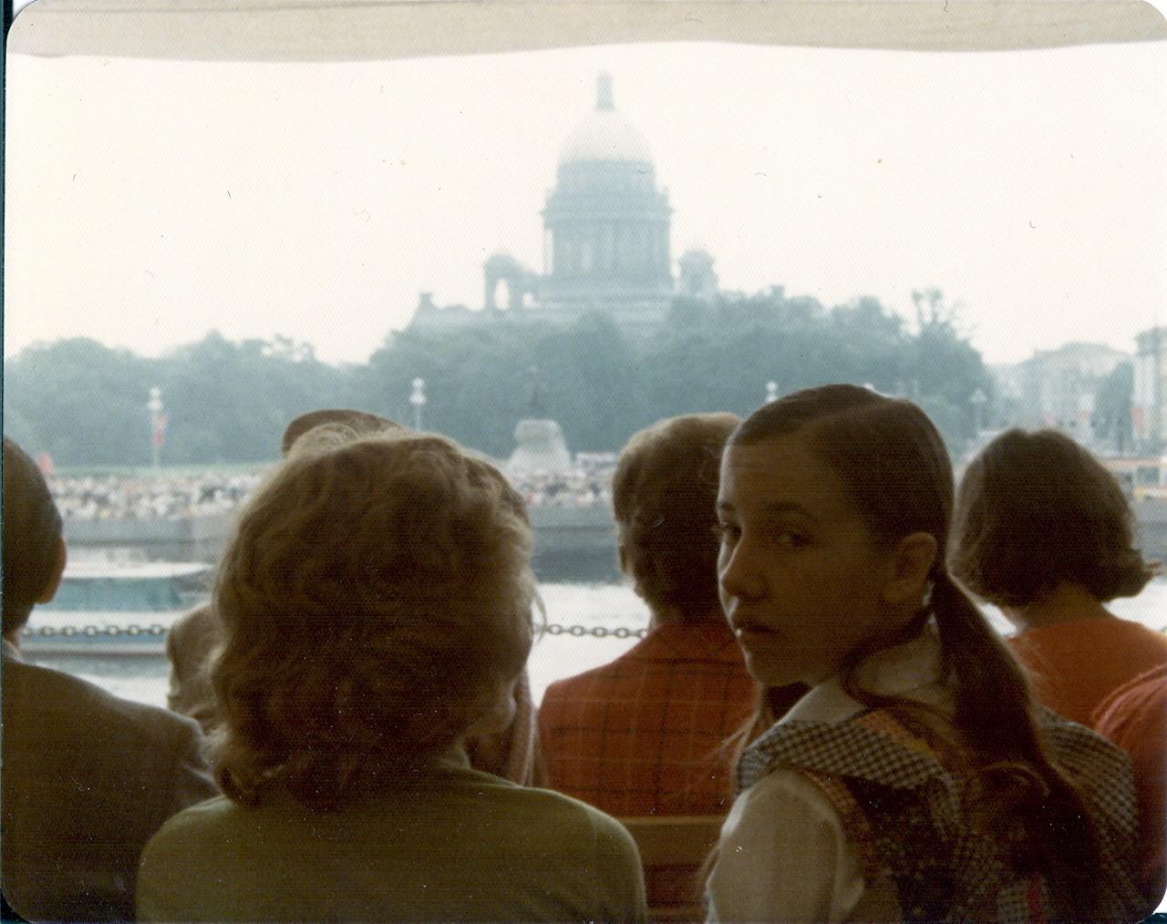 1976 Майкл Нойберт в Ленинграде. День Военно-Морского флота 6.jpg