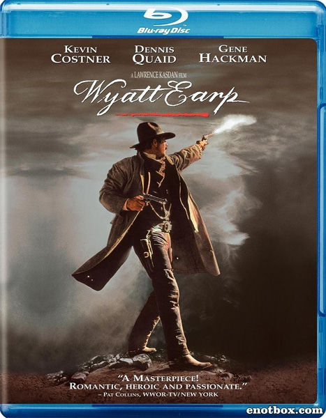 Уайатт Эрп / Wyatt Earp (1994/BDRip/HDRip)