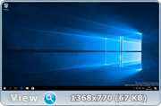 Microsoft Windows 10 Enterprise (leaked) 15002.1001 rs2 x64 EN-RU BuildImage for VM Hyper-V