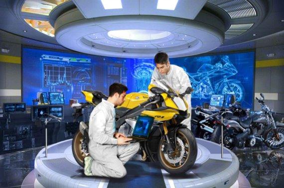 Synergos Moto - Доверяй профессионалам