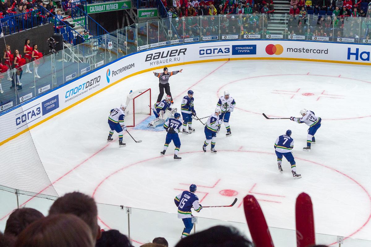 Матч Звёзд КХЛ 2017 фото 15