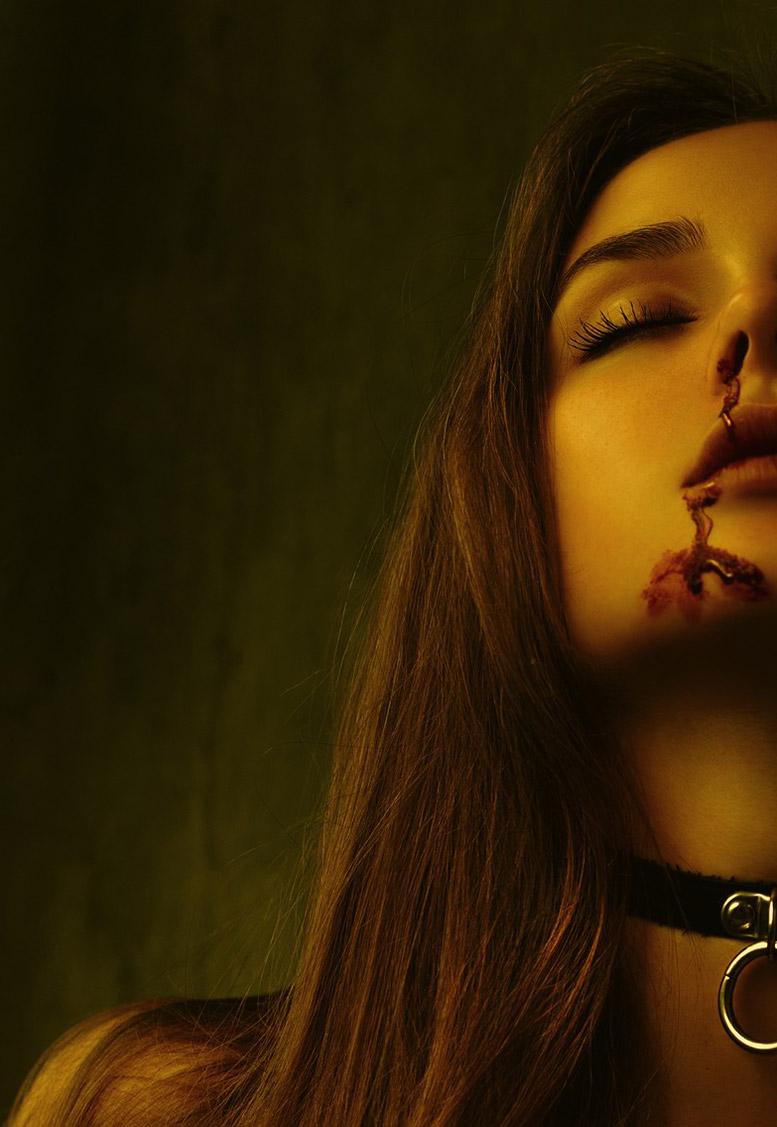фотограф Ольга Губко - Кровавая история / Blood Story by Olga Gubko